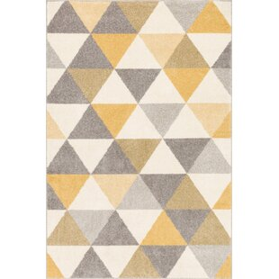 Torbjorn Grey Gold Rug
