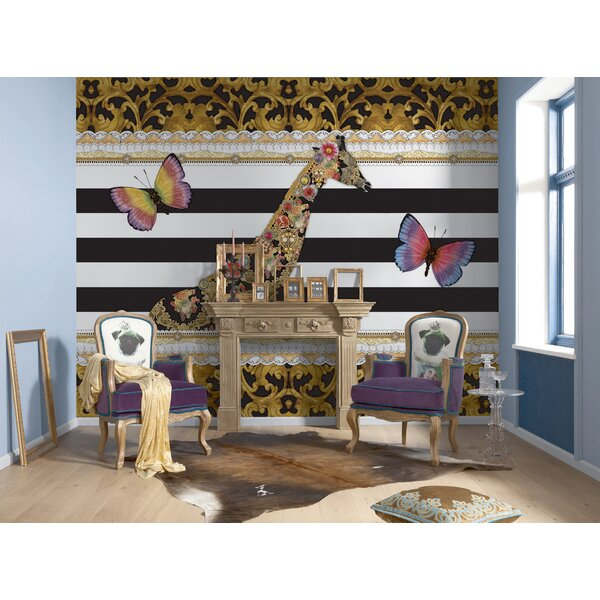 MELLI MELLO CITY Photo Wallpaper Wall Mural FLOWERS FLORAL   Made in Germany!