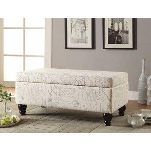 Ophelia & Co. Walmsley Upholstered Storag..