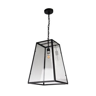 Dorado 1-Light Square/Rectangle Pendant by Wrought Studio