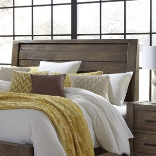 Fiorella Panel Headboard by Union Rustic Savings