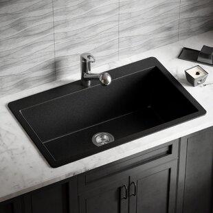 30 Inch Granite Kitchen Sink | Wayfair