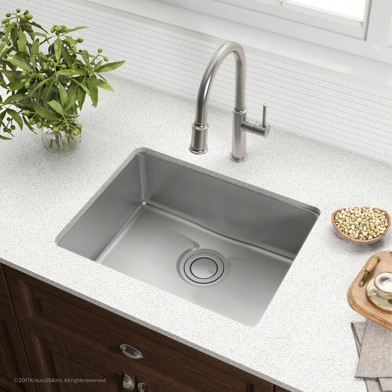 Enjoyable Dex Series 25 X 19 Undermount Kitchen Sink Download Free Architecture Designs Sospemadebymaigaardcom