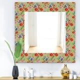 Medium Red Vanity Mirrors You Ll Love In 2021 Wayfair
