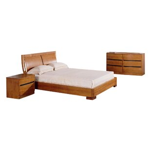 Carrabelle Platform Configurable Bedroom Set