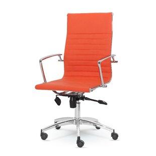 Compare Dematteo Desk Chair by Mercury Row