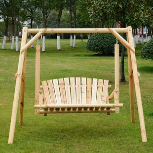 Hugo Swing Seat By Freeport Park