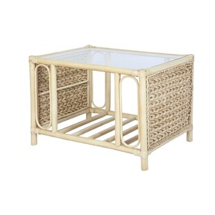 Read Reviews Tyrell Banana Leaf Coffee Table With Storage