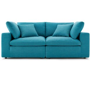Coats Overstuffed Sectional