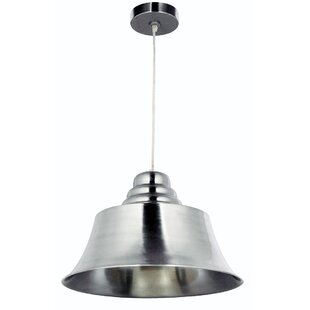 Wildon Home ® Piermont 1-Light Bell Pendant
