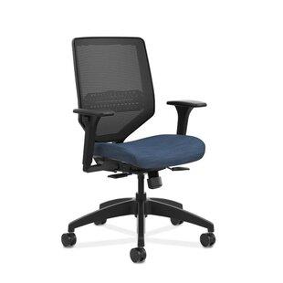 HON Solve Mid-Back Mesh Desk Chair