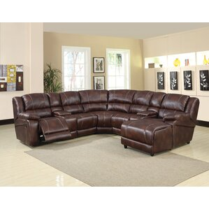 Zanthe Motion Home Theater Sectional