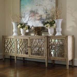 Sanctuary Mirrored Buffet by Hooker Furniture