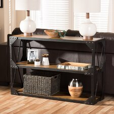 Baxton Studio Hudson Console Table by Wholesale Interiors