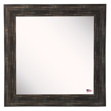 square wall mirror set of 3