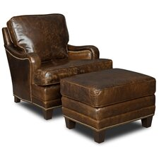 Covington Parish Club Chair by Hooker Furniture