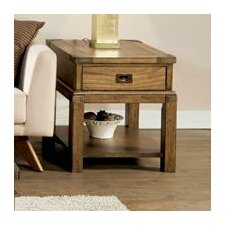 Monarch End Table by Loon Peak