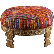 Chevez Furniture Ottoman by Bungalow Rose