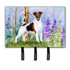 Jack Russell Terrier Key Holder by Caroline's Treasures