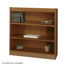 Square Edge 36.75 Standard Bookcase by Safco Products Company