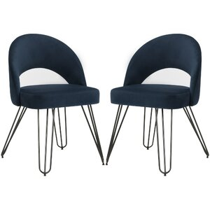 Malcom Side Chair (Set of 2) by Ivy Bronx