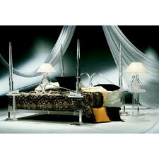 Sylvana Four poster Bed by Shahrooz