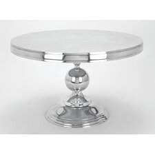 Aluminum Coffee Table by ABC Home Collection