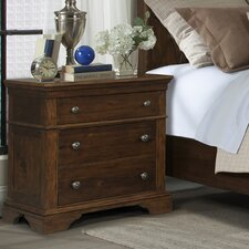 Rock Eagle Road 2 Drawer Nightstand by Trisha Yearwood Home Collection