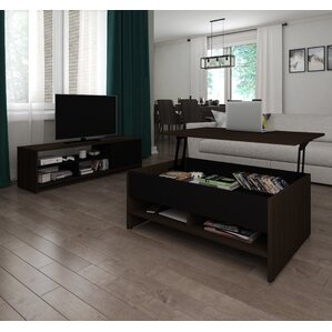 coffee table and tv stand set | wayfair