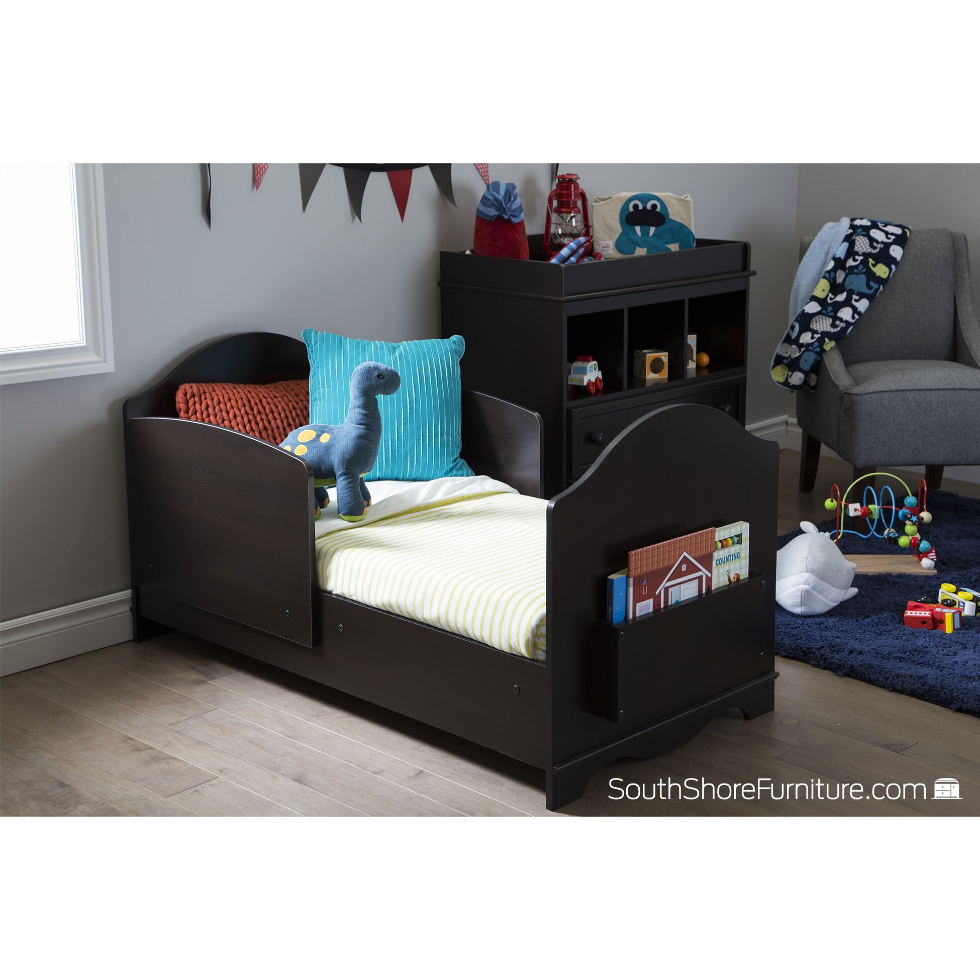 South Shore Savannah Convertible Toddler Customizable