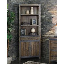 Enzo 82 Standard Bookcase by Turnkey Products LLC