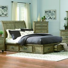Attleboro Storage Platform Bed by Loon Peak