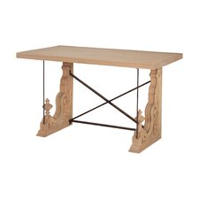 Colchester Carved Corbel Hall Console Table by One Allium Way