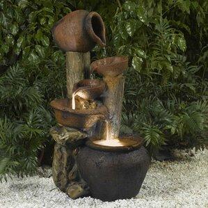 Outdoor Garden Fountain