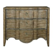 Morgan Hill 3 Drawer Accent Chest by Highway To Home