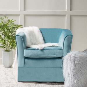 Sevan Swivel Barrel Chair
