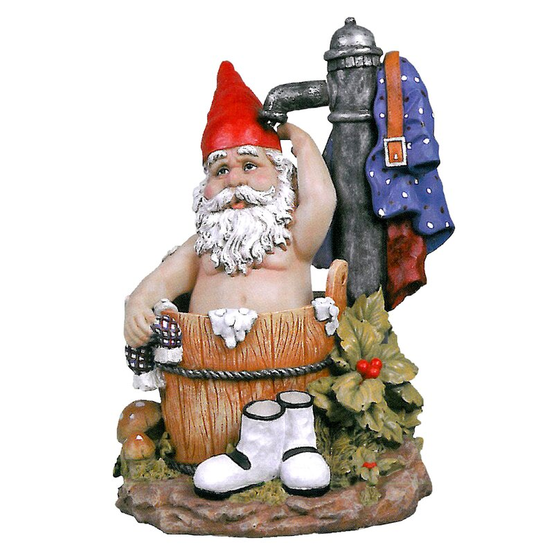 Delighful Garden Knome Intended Decor