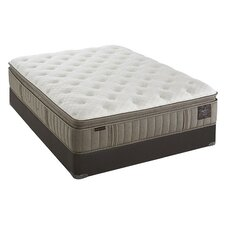 Estate Candidate V 14.5 Inch Plush Pillowtop Mattress by Stearns & Foster