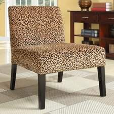 San Augustine Fabric Slipper Chair by Wildon Home