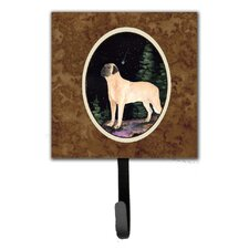 Starry Night Anatolian Shepherd Leash Holder and Wall Hook by Caroline's Treasures