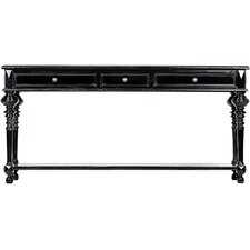 Colonial Console Table by Noir