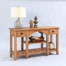 Oliver Console Table by August Grove