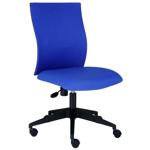 haaken furniture sleek desk chair & reviews | wayfair