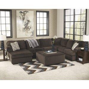 Chaise Sofa U-Shaped Sectional Sofas You\'ll Love | Wayfair