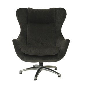 Commander Wing back Chair by Fox Hill Trading