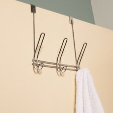 Over the Door 3 Hook Hanging Rack by Sweet Home Collection