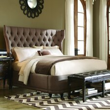 Maddison Upholstered Platform Bed by Canora Grey