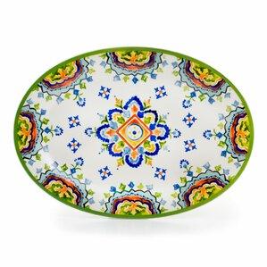 Charles Oval Platter