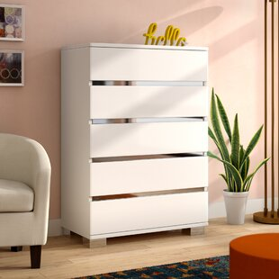 Salerno 5 Drawer Chest