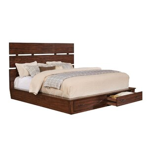 Reich Storage Panel Bed by Loon Peak Spacial Price
